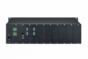 HANWHA SPD-1660R/260B  16 Monitor Network Video Decoder