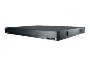 HANWHA QRN-1610S 16Ch Network Video Recorder with built-in PoE S